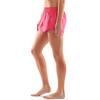 Skins Plus System Run Naiset Juoksushortsit , vaaleanpunainen